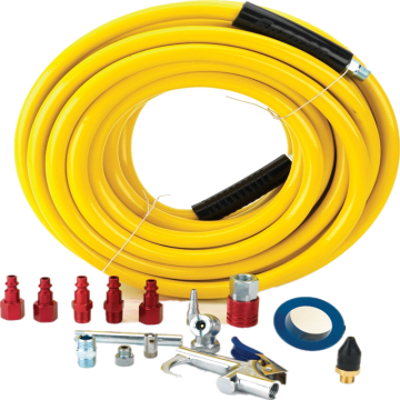 High Working Pressure Pvc Material Flexible Air Hose