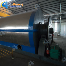 Good Quality for Batch Waste Plastic Pyrolysis Plant Converting Plastic to Diesel Fuel supply to Qatar Importers