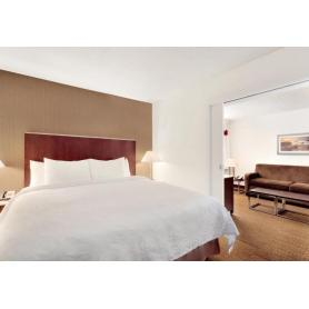 Modern Design Headboard 5 Star Hotel Room Bed