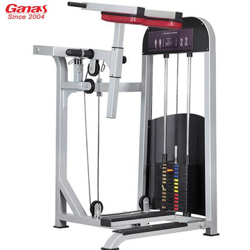 China for Exercise Strength Equipment Gym Fitness Equipment Standing Calf Machine supply to Italy Factories