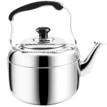 Electrically Heated Stainless Steel Kettle