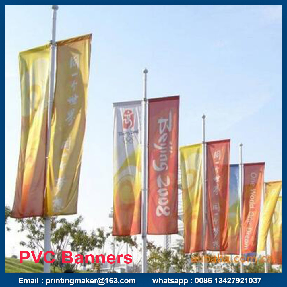 hanging pvc banners