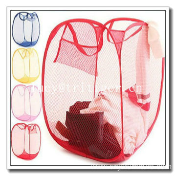 wire mesh laundry hamper