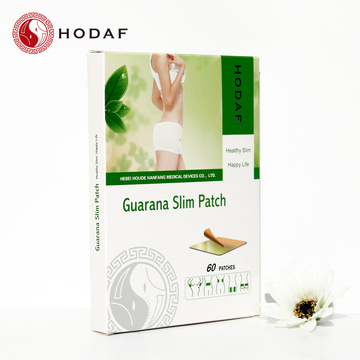 burning fat guarana weight lose patch