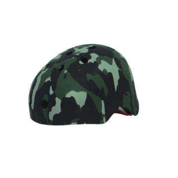 OEM China High quality for Skateboard Helmet Classic disruptive pattern Skate Helmet export to Italy Supplier