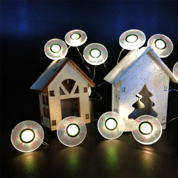 Holoween Led Fairy Light with eye ball