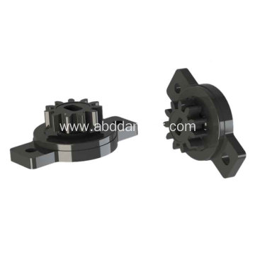 Small Soft Closing Rotary Damper For Auto Ashtray