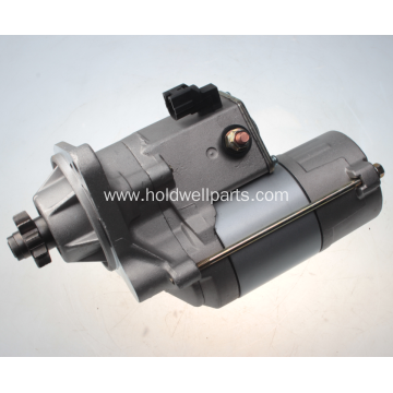 Electric Starter 6667987 for bobcat skid steer loader
