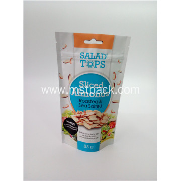 Fruit Seed Packaging Bag with Euro Slot