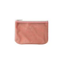 Girls Mesh Cosmetic Bag Makeup Pouch