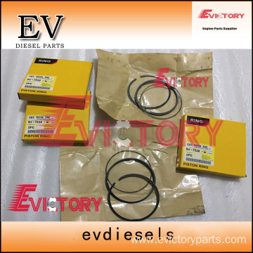 CATERPILLAR engine parts C9 piston ring set