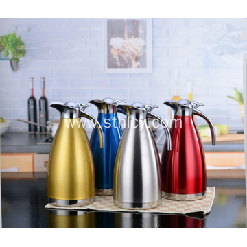 Food Grade Stainless Steel Vacuum Water Kettle