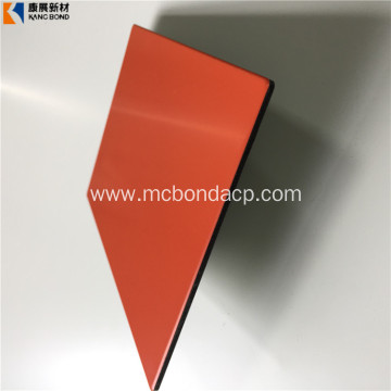 LDPE Bond Aluminium Composite Panel