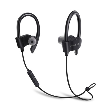 bluetooth wireless mic headset sport earphone headphone