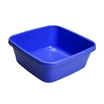 Household Disposable Round and Square Plastic Bowl
