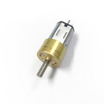 14mm diameter With encoder double shaft gear motor