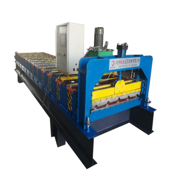 840 Roof Sheet Rolling Forming Machine