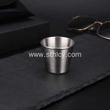 Stainless Steel Small Drinking Cup