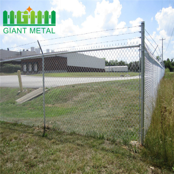 Security fencing chain link fence panels for sale