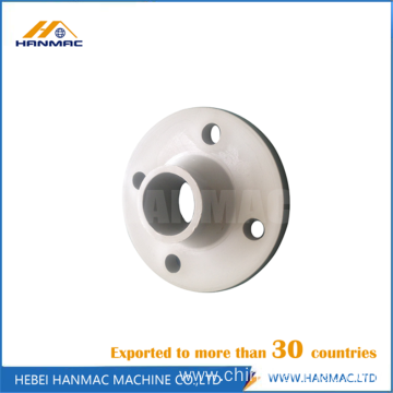 Aluminum forged socket weld flange