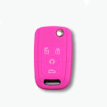 Eco-friendly Silicon car key case for Buick Excelle