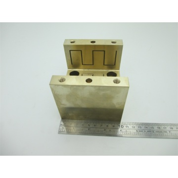 Brass Wire Cutting Processing Parts