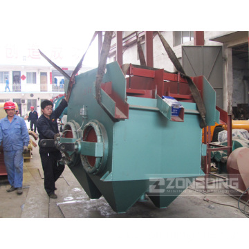 High Productivity Jigger Dyeing Machine