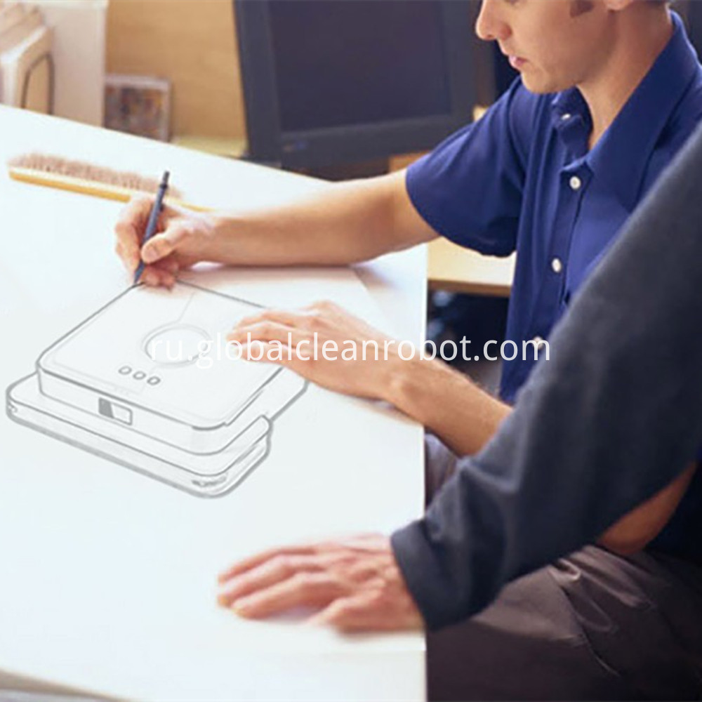 Thin Carpet Robotic Vacuum Cleaner (5)