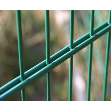 Double Horizontal Wire Mesh Fence