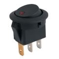 Small Round Rocker Switches