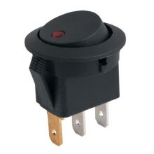 China Manufacturer for Mini Rocker Switch Small Round Rocker Switches supply to French Southern Territories Supplier