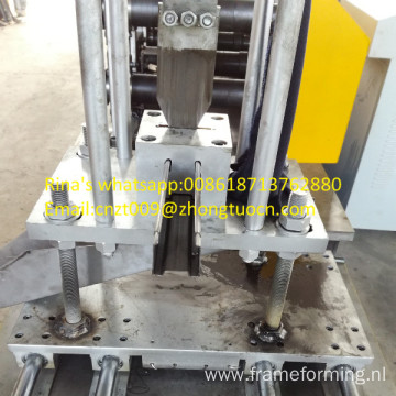 Shutter Side Guide Machine Rolling Shutter Guide Machine Guide Forming Machine