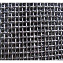 Stainless steel deco mesh facade
