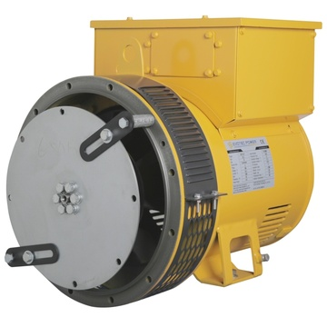 4 Pole Synchronous Medium Speed ​​Generator