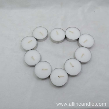 12g Aluminium Tea Light Candle Decorative Candles