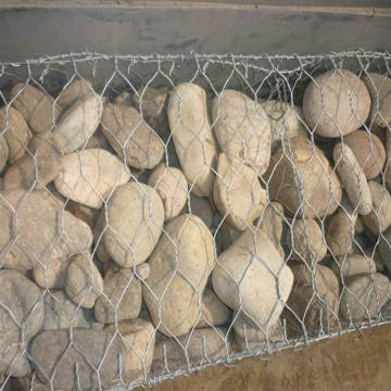 2×1×1m Heavy Galvanized Coated Gabion Boxes Cage