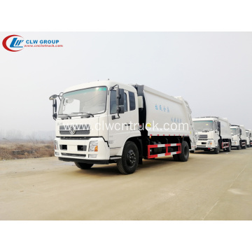 Brand new Dongfeng 210hp 14cbm Rubbish Compactor Truck