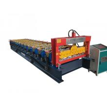 Special for Corrugated Roofing Sheets Machine Low cost roofing sheet roll forming machine supply to Singapore Supplier