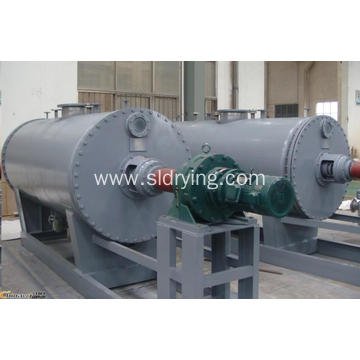 Organic drug vacuum drying machine