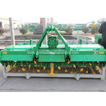 rotary tiller machine of large-higher sized box series