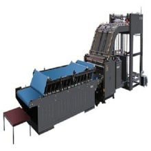 Full Automatic Flute Laminating Machine 4