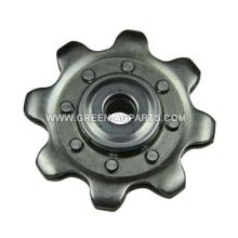 AH102448 John Deere Case-IH 8 Tooth Lower Idler Sprocket 573399 199497C1
