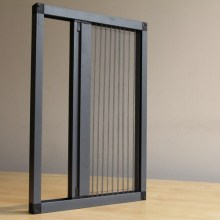 Excellent quality for Pleated Screen For Door pleated mesh door screen export to Portugal Supplier