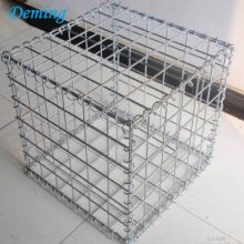Well-designed for Mesh Gabion Box 4.0mmDiscount Retaining Wall Welded Gabion Price supply to Mali Manufacturers