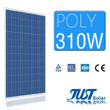 A Grade 310W Polycrystalline Solar Power Panel in Stock Goods