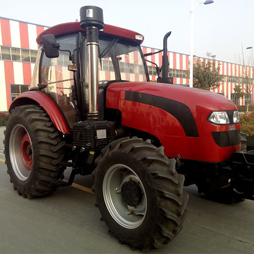 Wheeled tractor 120HP