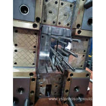 Plastic Injection Mould Part with Brass