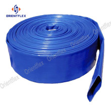 Large diameter pvc layflat hose for pump use