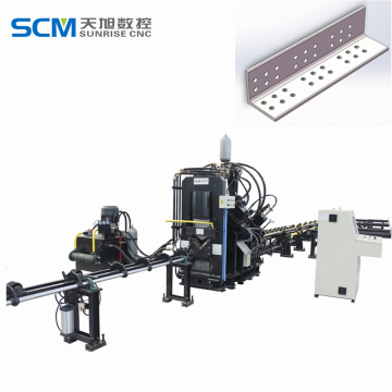 Hydraulic Punching Machine for Steel