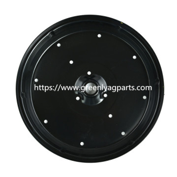 A85104 814-175C Steel gauge wheel half for John Deere drills